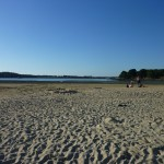 Une plage du Golf